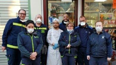 Photo of مغربي يخلق الحدث بفرنسا و يصبح حديث وسائل الإعلام بفضل مبادرته الإنسانية