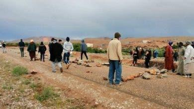 Photo of سلطات تنغير تصادر مساعدات غذائية من مقر جمعية يرأسها عضو في البيجيدي