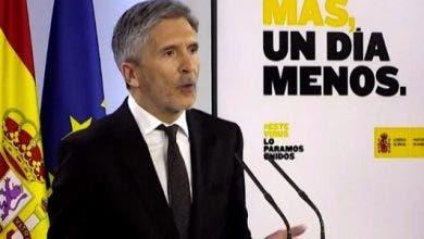 "Photo of الداخلية الإسبانية: ""لن نفتح الحدود مع المغرب حاليا تفاديا للمغامرة بصحة الإسبان و المغاربة"""