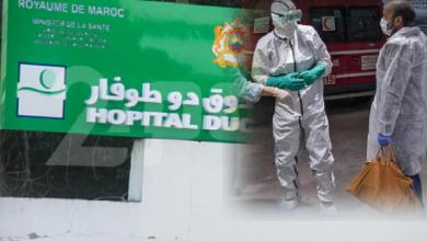 Photo of كورونا.. مديرية الصحة بجهة الشمال ترصد 512 حالة والوزارة تُعلن 502 إصابة