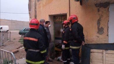 Photo of وجدة .. إنهيار سقف منزل يستنفر السلطات المحلية والأمنية