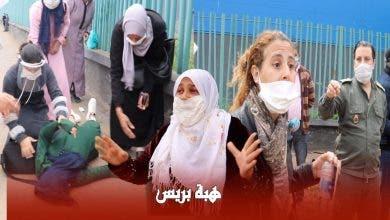 Photo of بكاء و إغماءات في صفوف عاملات النسيج بعين السبع بسبب تخوفهم من إصابتهن بالوباء