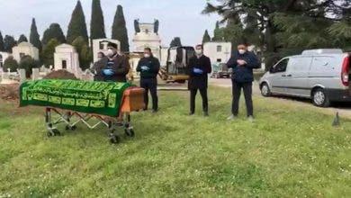 Photo of السلطات الإيطالية بأفلينو تسمح بدفن جثامين موتى المغاربة