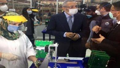 """Photo of العلمي : """"شركة لصناعة الطيران ستنتج 500جهاز تنفس أسبوعياً وممكن أن نُصدره مستقبلا"""""""