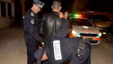 Photo of العيون: توقيف مبحوث عنه في قضايا التهريب الدولي للمخدرات