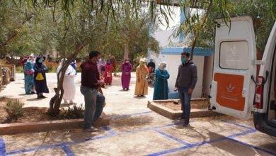 Photo of مجموعة القرض الفلاحي توفر وحدات متنقلة لصرف الإعانات المادية بالقرى