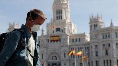 Photo of إسبانيا تسجل 5 وفيات بفيروس كورونا