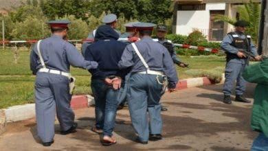 Photo of درك خنيفرة يُلقي القبض على قاتل أبيه