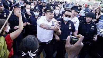 Photo of رغم تهديد ترامب باستخدام القوة العسكرية.. عودة الاحتجاجات بشوارع نيويورك