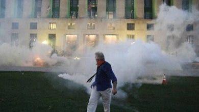 Photo of إعلان الطوارئ في مدينة ناشفيل الامريكية بعد إحراق محكمة