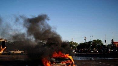 Photo of قتيل وإصابة 3 آخرين بالرصاص خلال الاحتجاجات بإنديانابوليس الأمريكية
