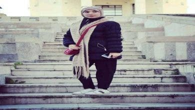 """Photo of أمزازي يهنئ الفائزة بجائزة """"التحبير"""" بأبوظبي الدولية"""