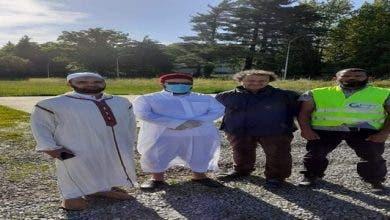 Photo of في ظروف إستثنائية مسلمون بإيطاليا يؤدون صلاة العيد عن بعد مرتدين الكمامات