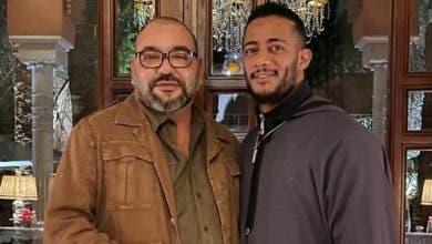 """Photo of محمد رمضان: """"كنت أحب المغرب وشعبها لكن بعد معرفة الملك أصبحت أعشق المغرب.."""""""