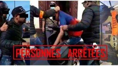 Photo of انتحلا صفة شرطيين وقاما بتوقيف المواطنين وتعنيفهم .. توقيف شخصين بالبيضاء