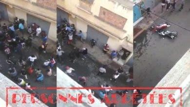 Photo of سلا .. اعتقال 5 أشخاص خرقوا حالة الطوارئ وعنفوا عناصر القوات العمومية