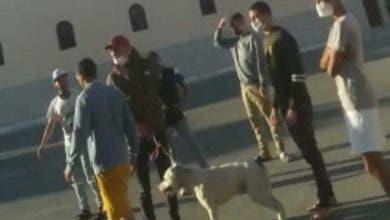 Photo of شخص يعرض موظف أمن للتهديد بكلب .. ولاية أمن العيون تتحرك