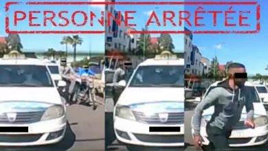 Photo of ظهر في فيديو سرقة باستعمال دراجة نارية .. أمن البيضاء يوقف شخصا