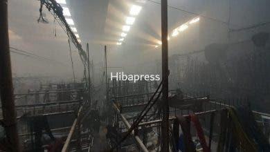 Photo of حريق ضخم شبّ بمصنع للكابلاج بطنجة… هكذا نجا مئات العُمّال من موت مُحقّق(صور)