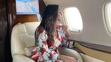 Photo of طائرة خاصة لياسمين صبري وفتح المطار في وجهها فقط