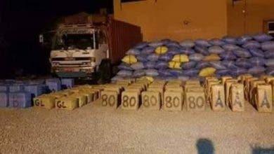 "Photo of ""الديستي"" والشرطة القضائية بكلميم يحبطان عملية تهريب 3 أطنان من المخدرات"