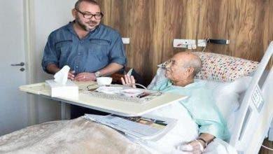 Photo of تفاصيل نقل عبد الرحمان اليوسفي للمستشفى بعد تدهور حالته الصحية