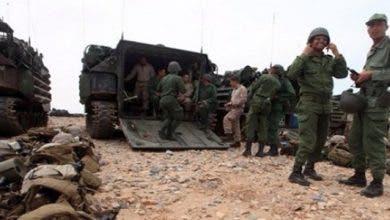 "Photo of مصدر عسكري :"" قاعدة جرادة مُجرد ثكنة صغيرة ستستخدم لإيواء القوات"""