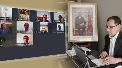 Photo of العثماني يُشيد بالدور الذي لعبه التجار طيلة فترة الحجر الصحي