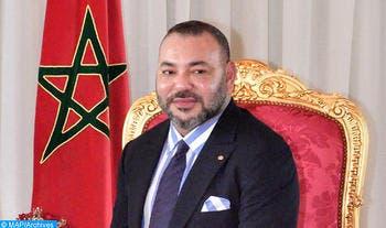Photo of رئيس الإمارات العربية المتحدة يهنئ جلالة الملك بمناسبة حلول عيد الفطر السعيد