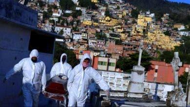 Photo of البرازيل.. ارتفاع حاد وغير مسبوق للإصابات بفيروس كورونا