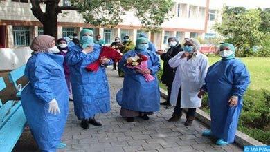 Photo of 294 حالة شفاء جديدة من كورونا بالمغرب .. الإجمالي: 7160 متعاف
