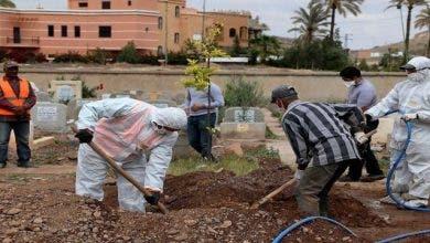Photo of تسجيل حالتي وفاة جديدة بكورونا بالمغرب .. الحصيلة: 202 حالة