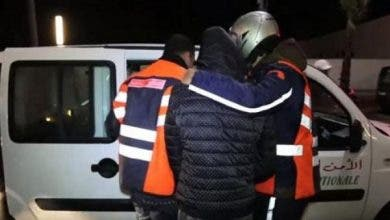Photo of وجدة .. الأمن يوقف شخصين متورطين بتعدد السرقات بالخطف