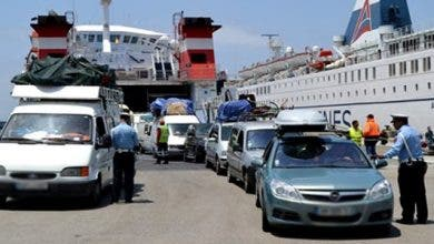 """Photo of """"بالياريا"""" تعلن عن إنطلاق رحلتين بحريتين إنطلاقا من ميناء طنجة المتوسط"""