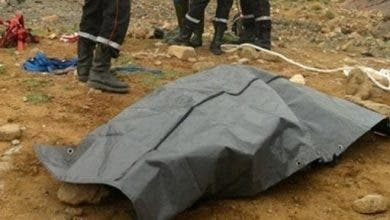 Photo of العثور على جثة شاب في قعر وادي بإقليم إفران