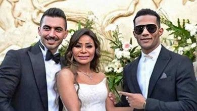 Photo of في عز كورونا .. الفنان المصري محمد رمضان يحتفل بزفاف شقيقته