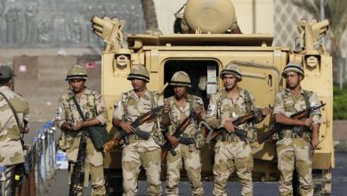 Photo of السيسي يُلمّح لتدخل عسكري كبير بليبيا حماية لمصالح القاهرة