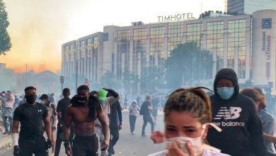 Photo of فرنسا.. تفريق محتجين ضد تعسف الشرطة بالغاز المسيل للدموع