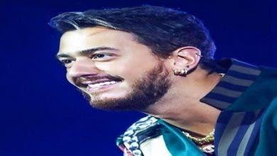 Photo of سعد المجرد يهنىء فضل شاكر على اغنيته الجديدة