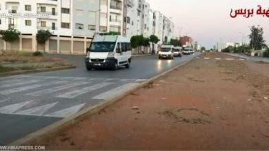 Photo of إنزال مكثف لعناصر القوات المساعدة بجميع أحياء سلا للتأكد من فرض حالة الطوارئ الصحية