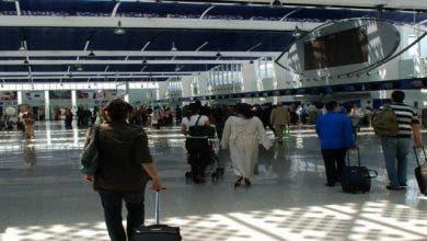 Photo of المغاربة العالقون بالخارج..وصول حوالي 600 شخص عائدين من دول مختلفة إلى مطار أكادير