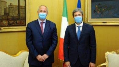 Photo of إيطاليا .. تعاون مشترك بناء بين البرلمانين المغربي والإيطالي