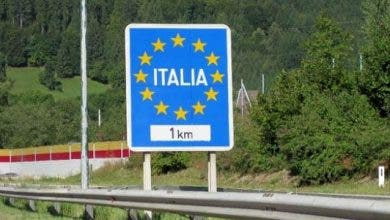 Photo of رسميا .. إيطاليا تفتح حدودها الداخلية والخارجية اليوم الأربعاء