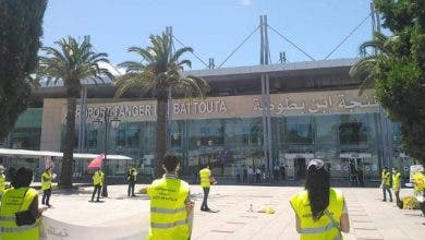 Photo of مراقبون جويون يحتجون بمطار طنجة الدولي ضد منحهم اجازة إجبارية
