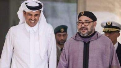"Photo of الملك ل""أمير قطر"": علاقات الصداقة والتعاون بين بلدينا قوية ومتينة"