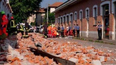Photo of فاجعة .. تفاصيل مصرع أسرة مغربية في حادث سقوط حائط أسمنتي بإيطاليا