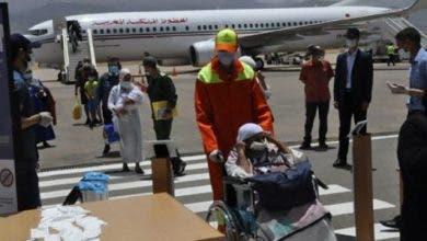 Photo of بالفيديو.. عودة 160 من المغاربة العالقين بإسبانيا من ضمنهم 17 من الرضع