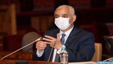 Photo of وزير الصحة يجتمع مع أرباب المؤسسات الفندقية ويحذرهم من التهاون في حرب كورونا