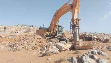 """Photo of السمارة .. إيقاف الأشغال الجائرة التي طالت موقع """"الغشيوات"""" للنقوش الصخرية"""