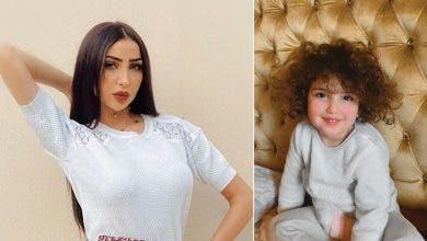 Photo of دنيا باطمة تحتفل بعيد ميلاد ابنتها غزل الثالث